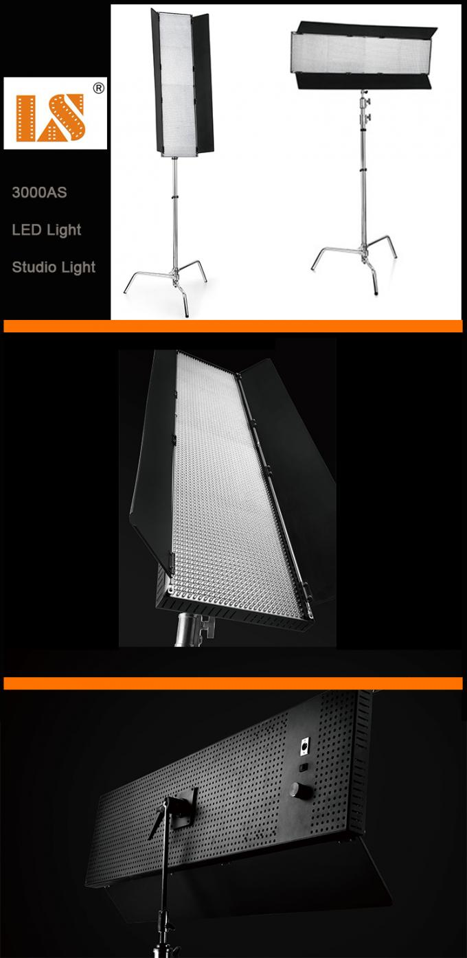 Ultra Bright Metal Studio LED Light Panels With 1 Year Waranty