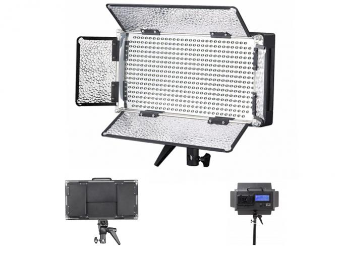 Photo / Studio LED Broadcast Lighting Cool White Hand Control