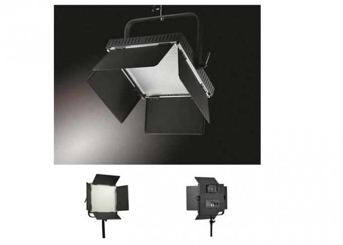 54W Bright Daylight LED Broadcast Lighting , Video Lighting LED