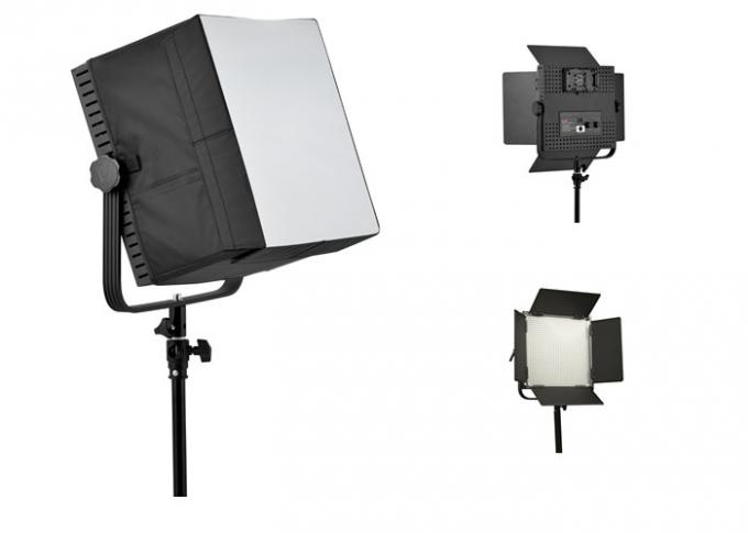 Photography LED Broadcast Lighting Dual Color With V - Lock DC 12V