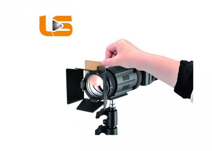 Sport - Flood Degree LED Video Lights / Photography Daylight With Solid Metal Housing
