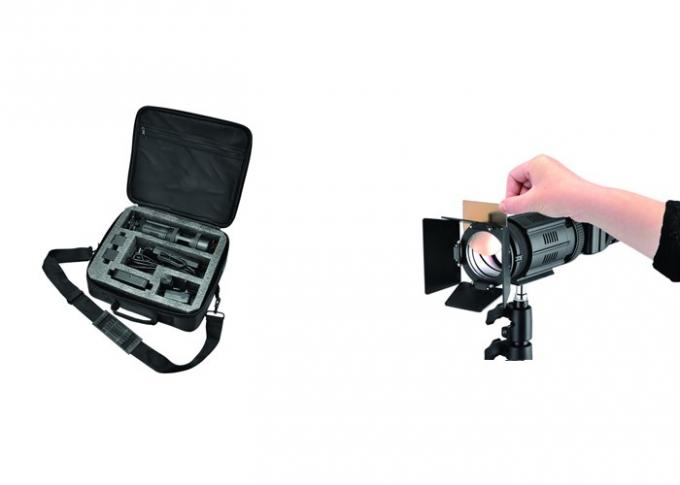5400 LUX / M High CRI LED Broadcast Lighting , LED Lighting In Photography