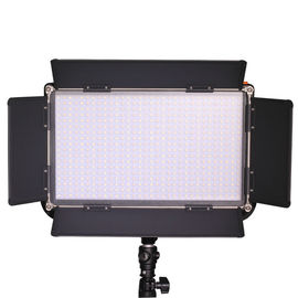 China Bi Color Dimmable Portable Photo Studio Lights With Ultra Bright LEDs supplier
