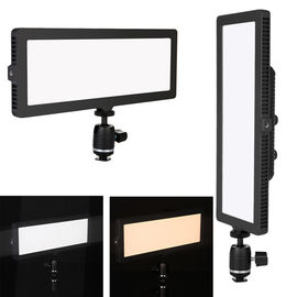 China Bicolor Edge Soft LED Video Lights Aluminum Solid Stable LED Video Lighting Kits supplier