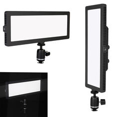 China 16 W Video Camera Lighting Equipment Rectangle Music Video Lighting CRI 93 supplier