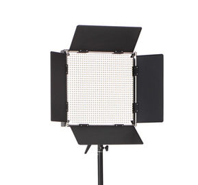 China 4 Barndoors Ultra Bright Pro Black Photo Studio Lights for Video supplier
