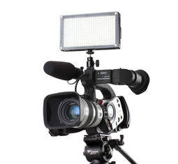 China Professional LED Video Lights DSLR Camera Light with Magnetized Front Diffuser supplier