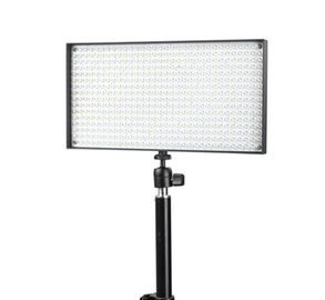 Ultra Bright Portable LED Photography Lights , LED Video Light Panels 0.9kg