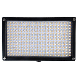 China High Illuminance Plastic LED Camera Lights Bi Color Camcorder LED Light supplier