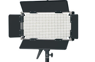 China Bi Color LED Continuous Photo Studio Lights Video / Studio Photography Lights supplier