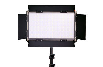 35 Watt Daylight LED Photo Studio Light Panel With LCD Touch Screen