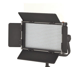 3200K - 5600K LED Photo Studio Lights V Mount LCD Dimmable 12V DC LCD Touch Screen