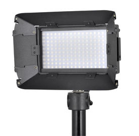 China High Brightness Led Camera Lights With Barndoors / Lcd Touch Screen supplier