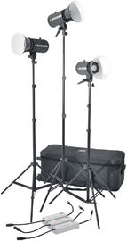 High Intensity LED Photo Studio Lights Kit for Photography Studio 100W