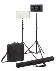 China High Power Photographic LED Studio Lighting Kit Easy Carrying supplier