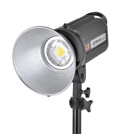 High Power 75W 5600K Daylight LED Fresnel Light Photography Portable