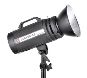 150W Dimmable Continuous LED Fresnel Light , Fresnel Stage Lights