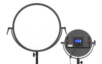DMX Digital LED Studio Lights , LED Light Panels For Photography