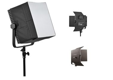 China Light Weight LED Broadcast Lighting , LED Lighting In Photography supplier