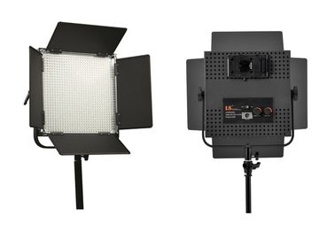 China Photography LED Broadcast Lighting Dual Color With V - Lock DC 12V supplier