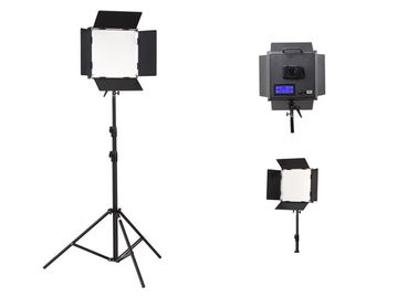4 Barndoors Portable LED Broadcast Lighting LED Lights For Filming