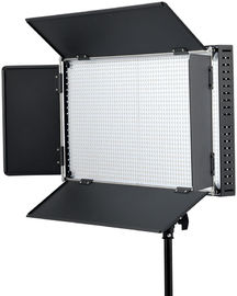 China High CRI Black TV Studio Lighting Professional Lights For Film 597 x 303 x 40mm supplier