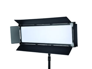 China Aluminum High Power 200W Bi Color LED Photography Studio Light 120° Beam Angle supplier