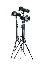 Focusable Dimmable Spot Lights Studio LED Lighting Kits J-500K-3