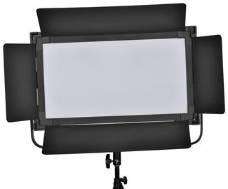 High CRI Soft Daylight LED Studio Lights Panels For Photography P-1380A SVL RoHS