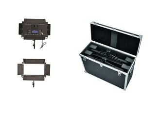 China Bi - Color LED Pro Photo Lighting Kits For Video Shooting Studio Lighting Equipment supplier