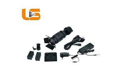 China 4 Barndoors LED Studio Lighting Kit Ultra Bright Pro Black Photo Lighting Kits supplier