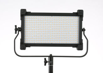 China Remote Controlled LED Photography Lights Ultra Bright Aluminum Housing supplier