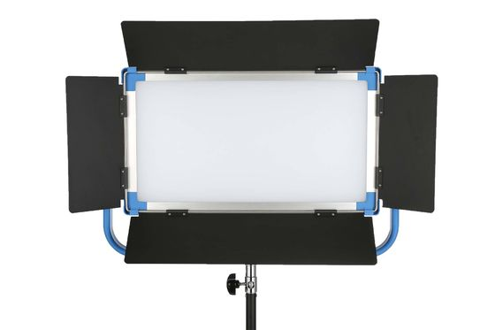 LS Huescape HS-120, 120W panel light, RGBW light, mobile APP and DMX control, CRI, TLCI up to 95-98