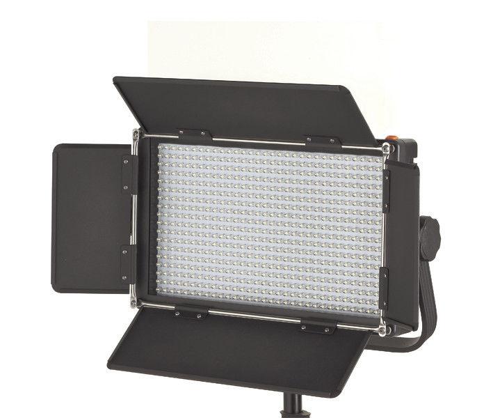 3200K - 5600K LED Photo Studio Lights V Mount LCD Dimmable