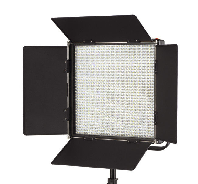 Portable Plastic LED Continuous Photo Studio Lamp With LCD