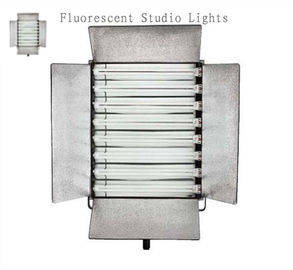 440W Ultra Bright Fluorescent Studio Lights for Photography / TV Studio