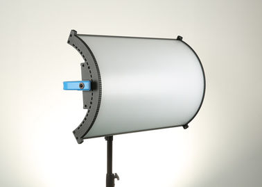 Convex Led Broadcast Lighting 300w Big Power With 180 Degree Wide Angle