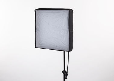 PORTABLE LED VIDEO LIGHTS FLAGLIGHT WITH SOFT BOX AND BALL HEAD