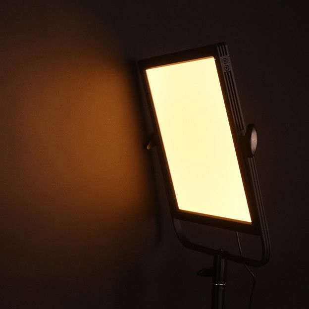 5cm Ultra Thin 40Watt LED Studio lights 5600K / 3200K Dimmalbe