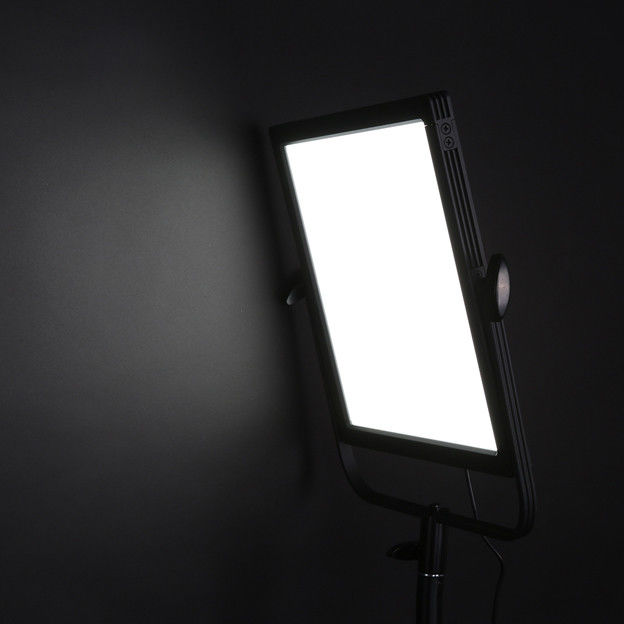 Dimmable CRI 95 LED Photo Studio lights 5600K Battery Operated