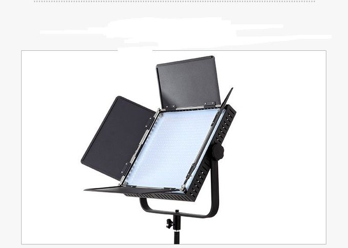 High Brightness Portableled Light Panels Photography For Video Room