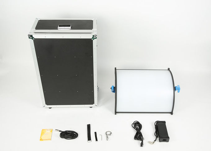 200w Broadcast Studio Lighting Aluminum Material Soft Wrap Around Light
