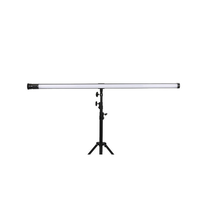 T120 Tube LED Photography Lights 110° Beam Angle For Movie Or Scene Photography